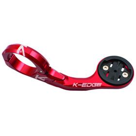 K-EDGE Garmin Pro XL Lenkerhalterung rot